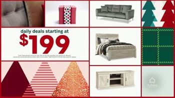 Ashley HomeStore Black Friday Deal Days TV Spot, 'Save up to 50% Off'