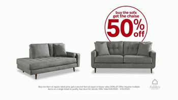 Ashley HomeStore Black Friday Early Access Sale TV Spot, 'BOGO 50% Off' - Thumbnail 5
