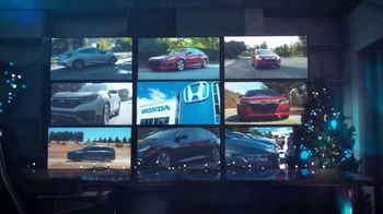 Happy Honda Days Sales Event TV Spot, 'Holiday Clearance: No Payments' [T2] - Thumbnail 2