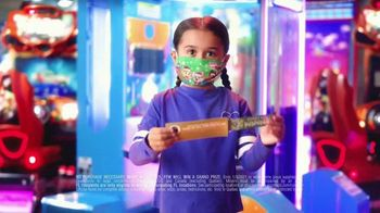 Chuck E. Cheese Winter Winner-Land TV Spot, 'Every Kid's a Winner'