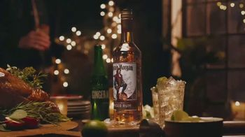 Captain Morgan Original Spiced Rum TV Spot, 'Holidays: Captain Turkey' - Thumbnail 2