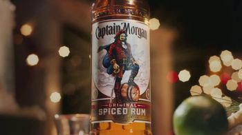 Captain Morgan Original Spiced Rum TV Spot, 'Holidays: Captain Turkey' - Thumbnail 3