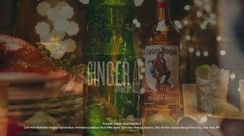 Captain Morgan Original Spiced Rum TV Spot, 'Holidays: Captain Turkey' - Thumbnail 7