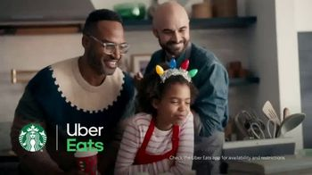 Uber Eats TV Spot, 'Merry, Delivered' - Thumbnail 10