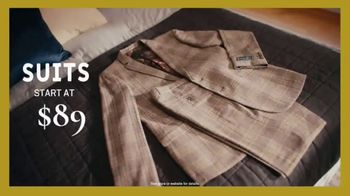 Men's Wearhouse Black Friday TV Spot, 'Shirts, Sweaters, Pants and Suits' - Thumbnail 5