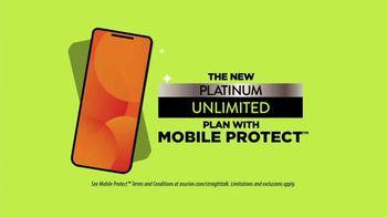 Straight Talk Wireless Platinum Unlimited Plan TV Spot, 'Life's Mishaps' - Thumbnail 6