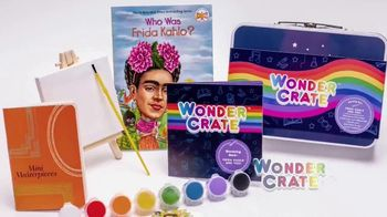 Wonder Crate TV Spot, 'Gifts for the Holiday Season'