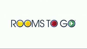 Rooms to Go Holiday Sale TV Spot, 'Perfect Look: Sectionals and Dining Sets' - Thumbnail 1