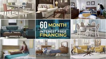 Rooms to Go Holiday Sale TV Spot, 'Perfect Look: Sectionals and Dining Sets' - Thumbnail 10