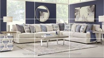 Rooms to Go Holiday Sale TV Spot, 'Perfect Look: Sectionals and Dining Sets' - Thumbnail 5