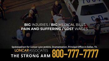 Loncar & Associates TV Spot, 'Driver Fatigue: Truck Wrecks' - Thumbnail 3