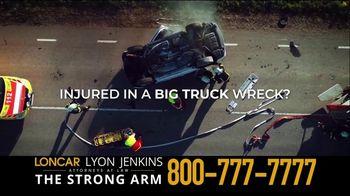 Loncar & Associates TV Spot, 'Driver Fatigue: Truck Wrecks' - Thumbnail 4