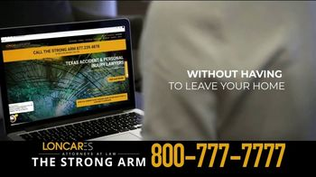 Loncar & Associates TV Spot, 'Driver Fatigue: Truck Wrecks' - Thumbnail 6