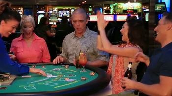 Riverside Resort & Casino TV Spot, 'Holiday Getaway: $30 Food Credit'