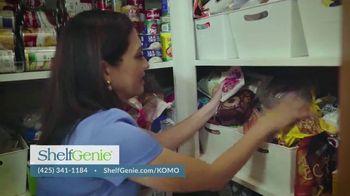 ShelfGenie TV Spot, 'Frustrating Cabinets: 50% Off Installation'