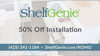ShelfGenie TV Spot, 'Frustrating Cabinets: 50% Off Installation' - Thumbnail 10
