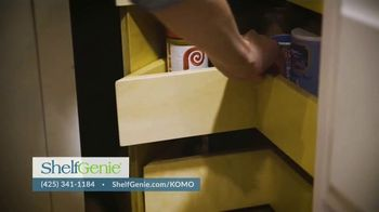 ShelfGenie TV Spot, 'Frustrating Cabinets: 50% Off Installation' - Thumbnail 9