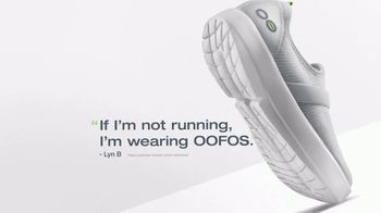 Oofos TV Spot, 'Feel the OO: 20% Off' - Thumbnail 3