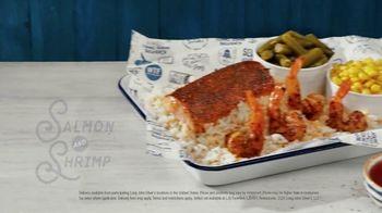 Long John Silver's Variety Platters TV Spot, 'Cheesin' All Season' - Thumbnail 5