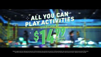 Main Event Entertainment TV Spot, 'The Most Important Things: All You Can Play Activities' - Thumbnail 10