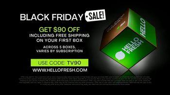 HelloFresh Black Friday Sale TV Spot, 'Monica, Matt and Olive: Quality Time on a Weeknight' - Thumbnail 8
