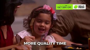 HelloFresh Black Friday Sale TV Spot, 'Monica, Matt and Olive: Quality Time on a Weeknight' - Thumbnail 6