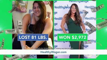 HealthyWage TV Spot, 'Weight Loss Winners'