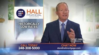 Hall Financial TV Spot, 'Now's the Time to Refinance' - Thumbnail 3