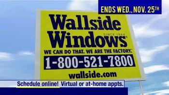 Wallside Windows TV Spot, 'Buy One, Get One: Entire Home' - Thumbnail 8