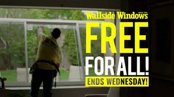 Wallside Windows TV Spot, 'Buy One, Get One: Entire Home' - Thumbnail 2