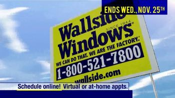 Wallside Windows TV Spot, 'Buy One, Get One: Entire Home' - Thumbnail 7