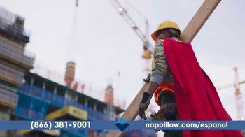 Napoli Shkolnik PLLC TV Spot, 'Heroes' [Spanish]