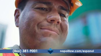 Napoli Shkolnik PLLC TV Spot, 'Heroes' [Spanish] - Thumbnail 3