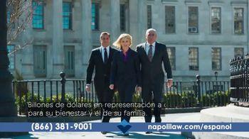 Napoli Shkolnik PLLC TV Spot, 'Heroes' [Spanish] - Thumbnail 4