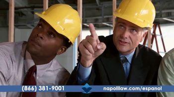 Napoli Shkolnik PLLC TV Spot, 'Heroes' [Spanish] - Thumbnail 6