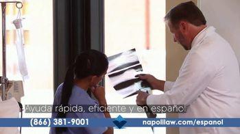 Napoli Shkolnik PLLC TV Spot, 'Heroes' [Spanish] - Thumbnail 7