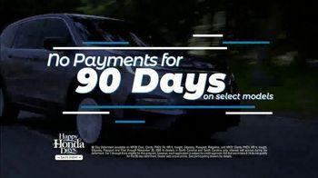 Happy Honda Days Sales Event TV Spot, 'Black Friday Deals All Month Long' [T2] - Thumbnail 4