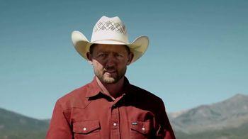 Wrangler TV Spot, 'Legendary'
