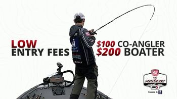 Major League Fishing Phoenix Bass Fishing League Big 5 TV Spot, 'Lucrative Awards'