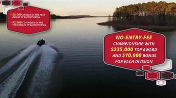 Major League Fishing Toyota Series TV Spot, 'No Entry Fee'