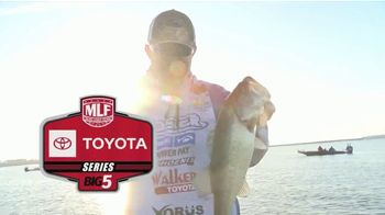 Major League Fishing Toyota Series TV Spot, 'No Entry Fee'