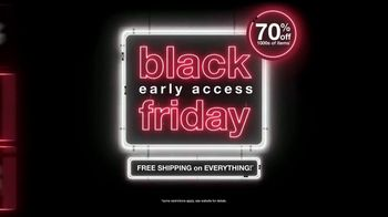 Overstock.com Early Black Friday Sale TV Spot, 'Extra 15% Off Select Living Room Furniture' - Thumbnail 2