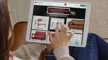 Overstock.com Early Black Friday Sale TV Spot, 'Extra 15% Off Select Living Room Furniture' - Thumbnail 6