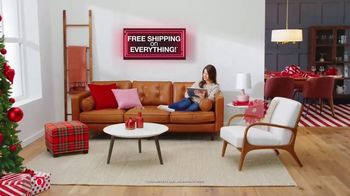 Overstock.com Early Black Friday Sale TV Spot, 'Extra 15% Off Select Living Room Furniture' - Thumbnail 7