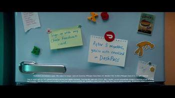 DoorDash DashPass TV Spot, 'Everyone Gets the Night Off' - Thumbnail 9