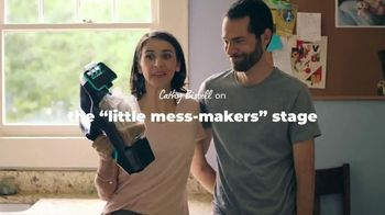 Bissell Pet Stain Eraser Powerbrush TV Spot, 'Every Mess' - Thumbnail 9