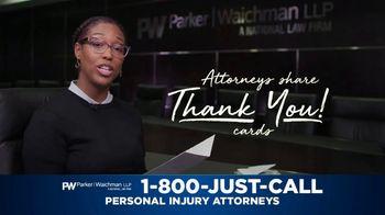 Parker Waichman TV Spot, 'Thank You Cards: Mother' - Thumbnail 5