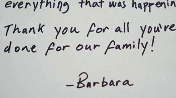 Parker Waichman TV Spot, 'Thank You Cards: Mother' - Thumbnail 7