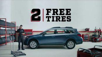 Big O Tires Super 2-Fer Tire Sale TV Spot, 'Nail' - Thumbnail 3