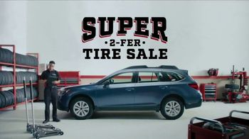 Big O Tires Super 2-Fer Tire Sale TV Spot, 'Nail' - Thumbnail 4